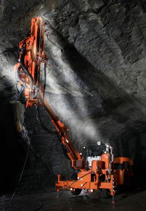 Sandvik Bolters Strengthen Safety And Performance Mining Com