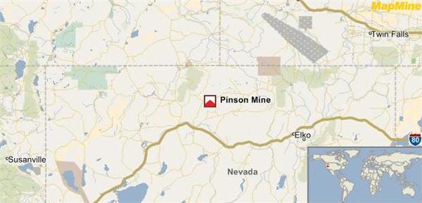 Pinson mine put on care and maintenance