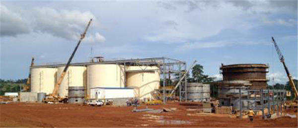 endevaour AGBAOU GOLD PROJECT