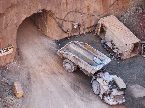 moly mines agreement spinifex