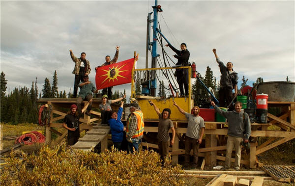 Fortune minerals Tahltan Elder led First Nations