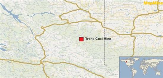 Trend Coal Mine