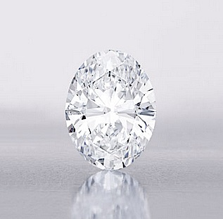 $35 million expected for this egg size 'perfect' white diamond
