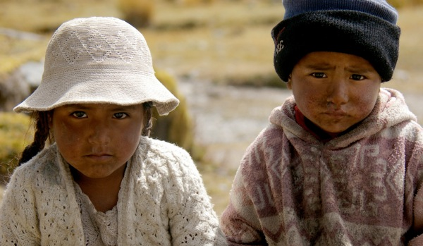 Peru's illegal gold mining poisoning children, natives—report