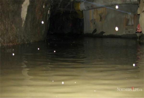 Vale Sudbury mine