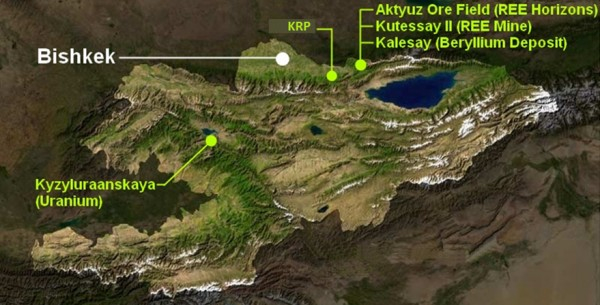 Another Canadian miner fights over rights in Kyrgyzstan