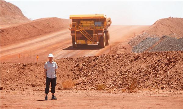 Australian mining boom