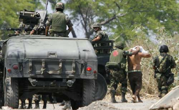 Mexican police seizes 119,000 tonnes of iron ore mined by drug lords