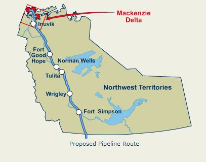 Mackenzie Gas Project