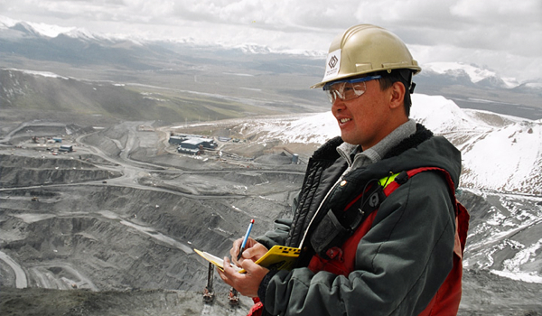 Centerra Gold's mine lifted Kyrgyzstan GDP in 2013