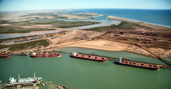 Iron ore staging strong comeback in 2014