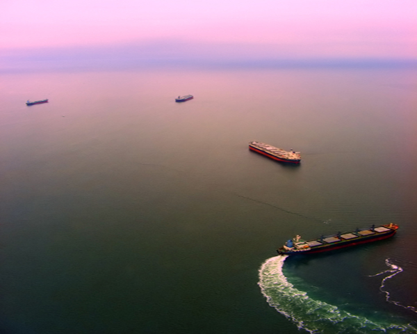 Shipping gauge shows iron ore, copper prices heading for fall