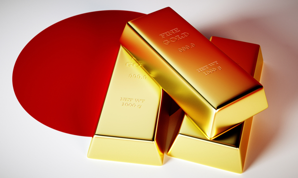 Gold rush in Japan over impending tax rise