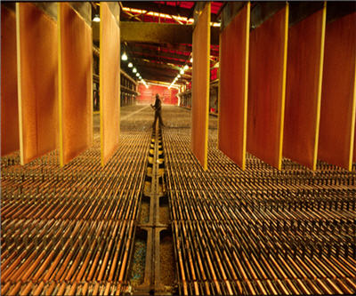 Mining in 2015: Copper topped