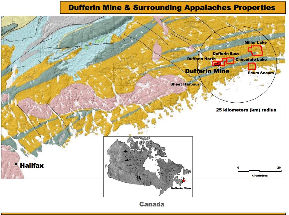 Gold mining comes back to Nova Scotia