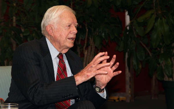 Ex-US president Jimmy Carter comes out against Keystone XL