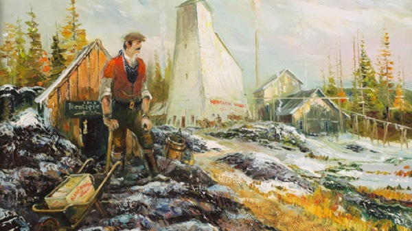 Gold miners come back to Nova Scotia