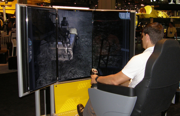 More mining companies investing in simulation technology