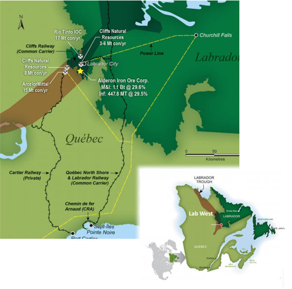 Massive Canadian iron ore mine gets final go ahead