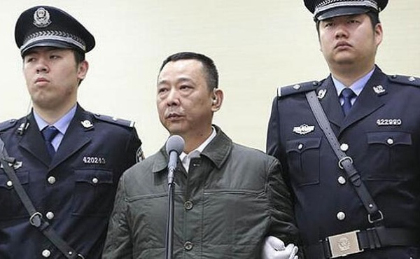 Former Chinese mining mogul sentenced to death