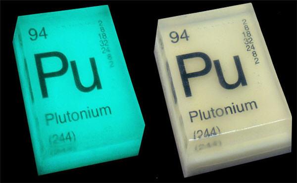 plutonium soap