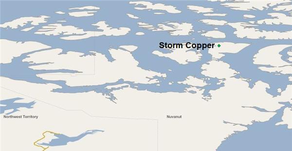 storm copper