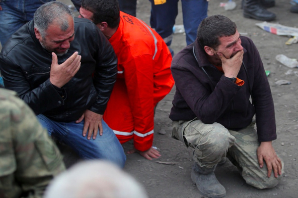 Turkey mine explosion: Grief, anger, violence mount as death toll climbs