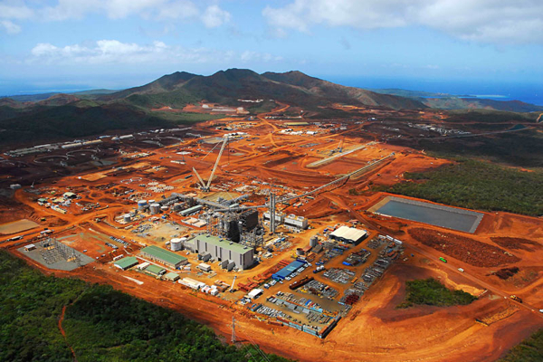 Vale's New Caledonia nickel plant under siege, up to $30m in damage