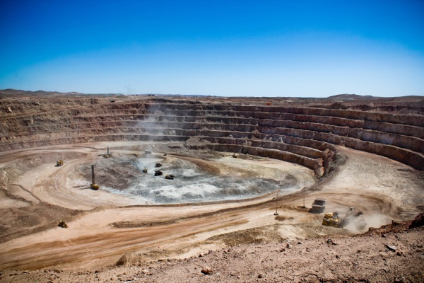 Antofagasta creates one of Chile's largest private copper miners