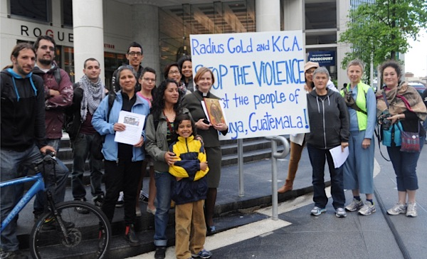 UN urges talks following violent Guatemala mining protest