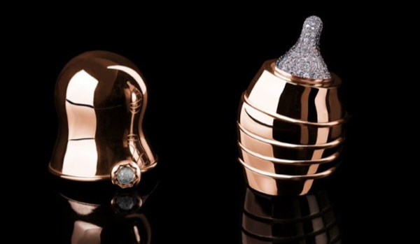 World S Most Expensive Baby Bottle Made Of Gold And