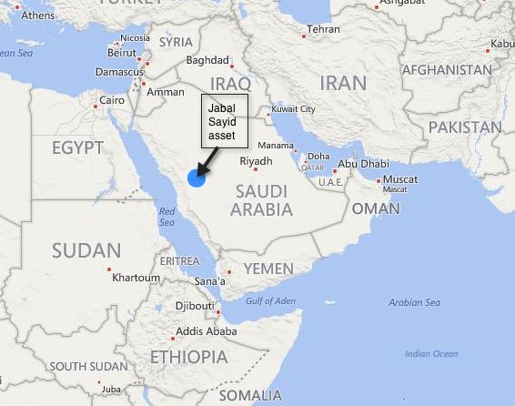 Barrick Gold gets partner to mine for copper in Saudi Arabia