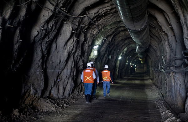 Goldcorp pours first gold at Argentina's Cerro Negro mine