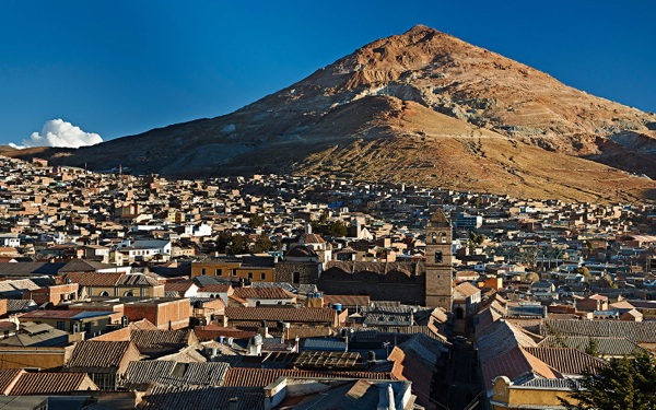 Mass grave with hundreds of skeletons found in Bolivian mining town