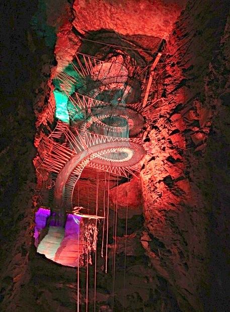 Diamond White Usa >> Old Welsh mine turned into giant trampoline park – MINING.COM