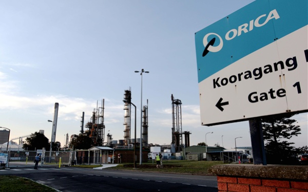 Orica fined $750,000 over chemical spills, safety breaches