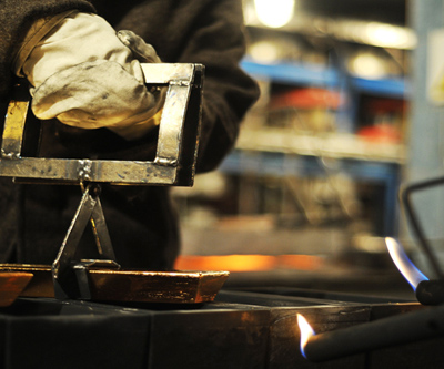 Mining in 2015: Russian roulette with the gold price