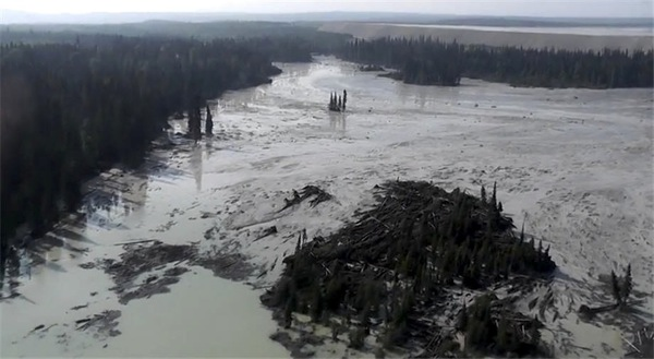 Canada's Mount Polley disaster sparks concern over US mines