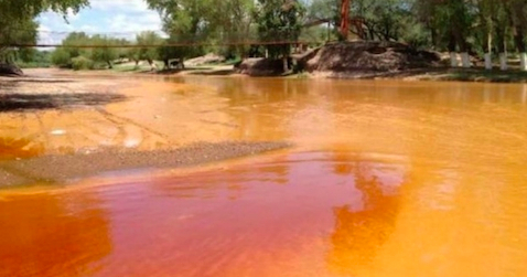 Mexico copper mine spill pollutes water supplies 40 km from U.S. border
