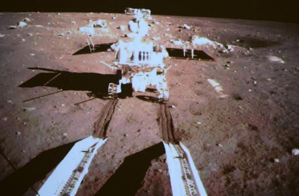 China is the only power taking lunar mining seriously