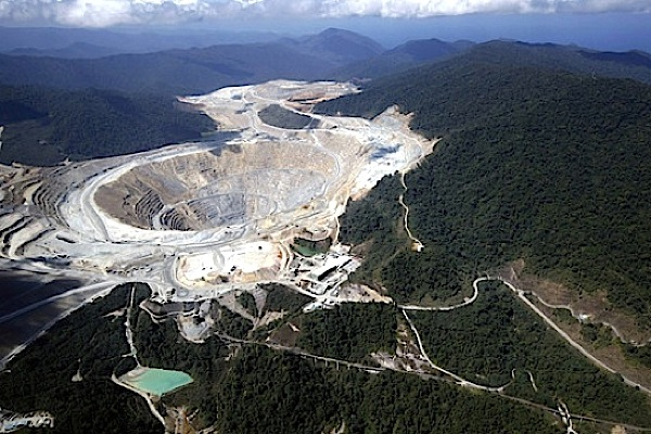 Newmont ships first copper from Indonesia in eight months
