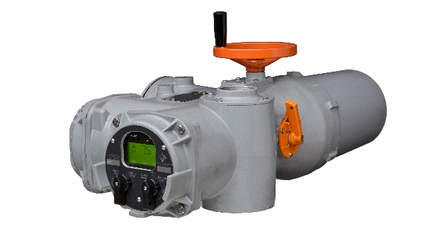 Emerson introduces intelligent electric valve actuator with compact