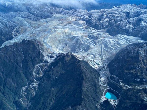 Blockade lifted at Freeport Grasberg mine in Indonesia