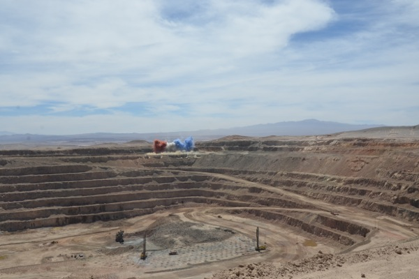 Polish miner KGHM begins production at massive cooper mine in Chile