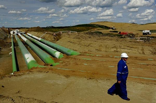 TransCanada Keystone XL pipeline to cost $8 billion