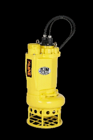 BJM Pumps New Heavy Duty Submersible Explosion Proof Slurry