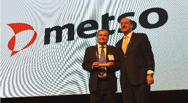 Metso wins Aprimin's Annual Safety Award 2014 for the second
