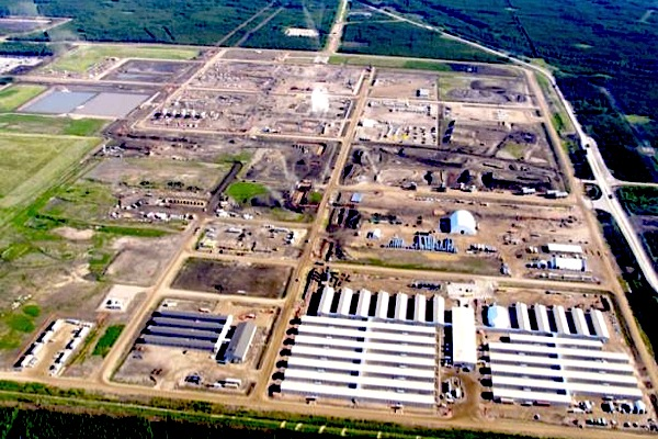 BP-Husky new Canadian oil sands project begin operations