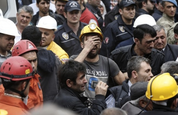 Mine accidents in Turkey claimed 361 lives in 2014