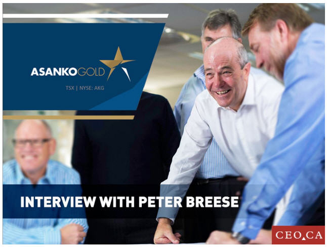 Back at it again - An interview with Peter Breese